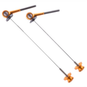 Tune DC130 Road Quick Release, orange